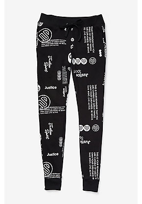 Sport Typography Joggers