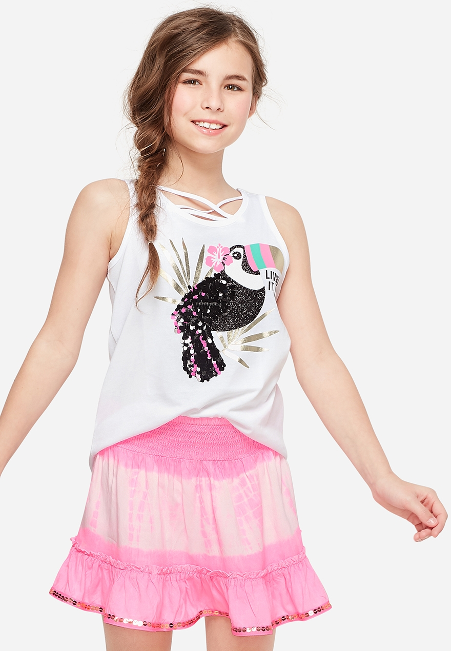 ad979f1ed Girls' Clothing: Dresses, Tops, Activewear & More | Justice