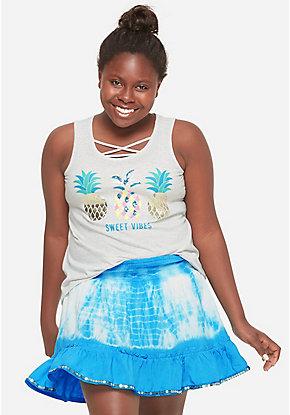 Tween Girls\' Plus Size Clothing - Sizes 6-24 Plus   Justice