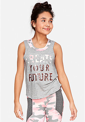 69e5d7a4666 Girls' Activewear - Sport & Gym Clothes | Justice