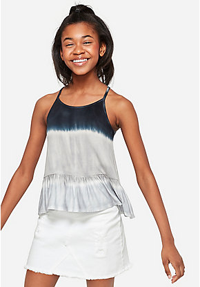 67acb7ed Girls' Fashion Tops & On-Trend Tees | Justice