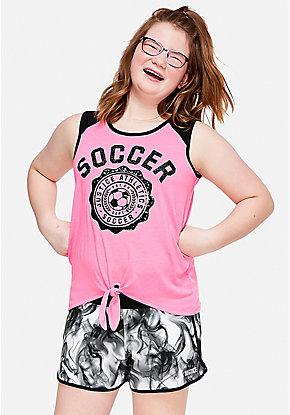 94574553e0 Girls  Plus Size Activewear - Sport   Gym - Sizes 10 12-24