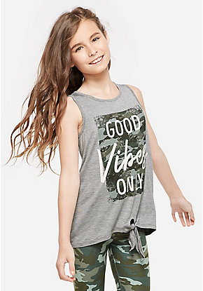 9e2fda62ca Cute Shirts, Blouses, Tops, & Tees For Tween Girls | Justice