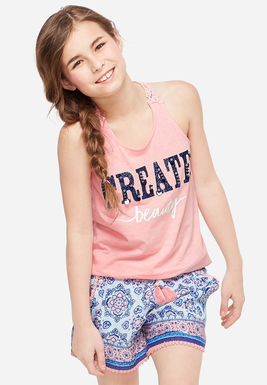 96c95dc03 Girls' Clothing: Dresses, Tops, Activewear & More | Justice