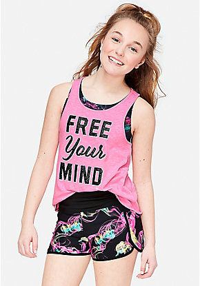 aa9ae6c04f Tween Girls  Activewear  Athletic Wear   Workout Clothes