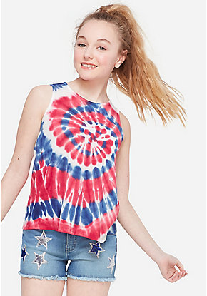 b36edfa5aa493 Girls  Fashion Tops   On-Trend Tees