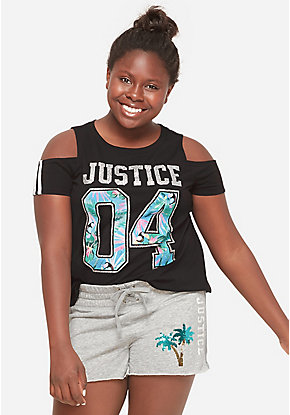 207e5d734e9a1 Tween Girls' Plus Size Clothing - Sizes 6-24 Plus | Justice