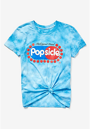 Sweet Treat Scented Oversize Graphic Tee
