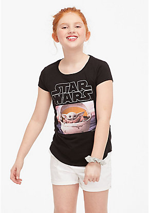 Star Wars Baby Yoda Graphic Tee