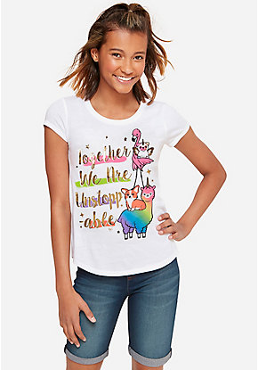 Together We Are Unstoppable Graphic Tee