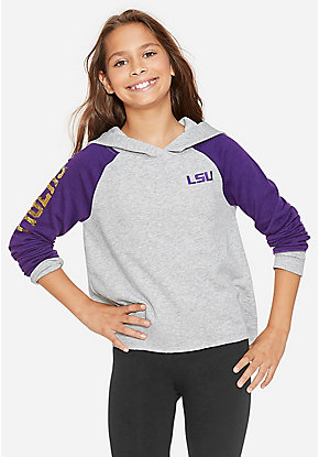 Louisiana State University Pullover Hoodie