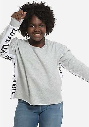 Positive Message Sweatshirt