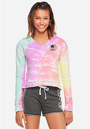 64fa088cba7c Tween Girls' Sweatshirts, Hoodies & Sporty Zip-Ups | Justice