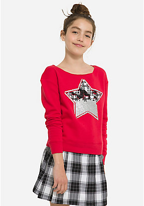 Cute Shirts, Blouses, Tops, & Tees For Tween Girls | Justice