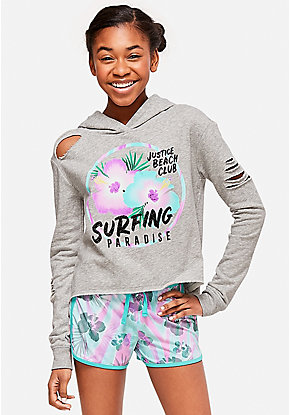 a744117240f20 Tween Girls  Sweatshirts