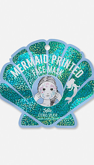 Mermaid Face Mask Justice