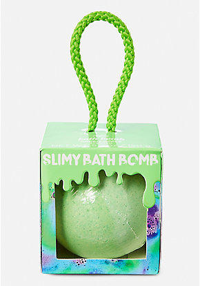 Green Slime Bath Bomb