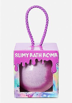 Purple Slime Bath Bomb