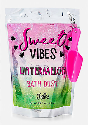 Sweet Vibes Watermelon Bath Dust