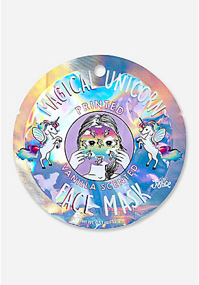 Magical Unicorn Face Mask