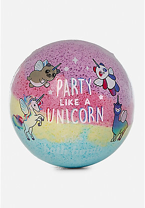 Party Like a Unicorn Bath Bomb