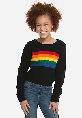 ec5324c3a6d Comfy & Cute Cardigans, Sweaters & Pullovers For Tween Girls | Justice