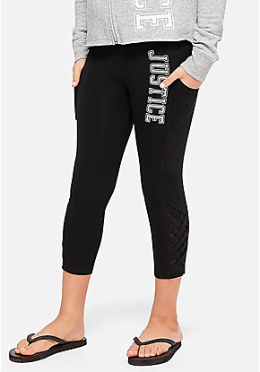 8a19068843 Girls' Leggings - Printed, Sport & More | Justice