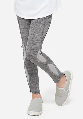Circle Mesh Leggings