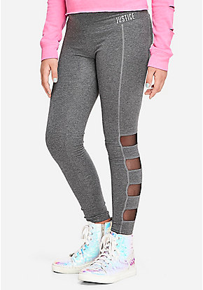 Mesh High Waist Leggings