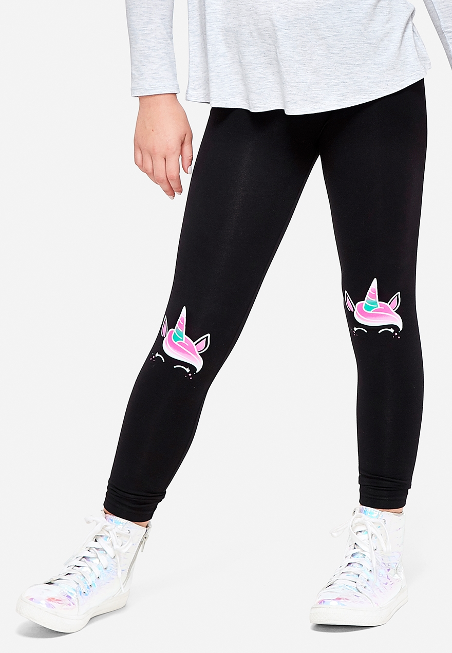 12c292a8e Girls' Leggings - Printed, Sport & More | Justice