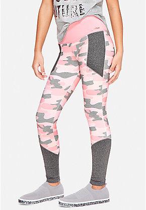 218773abdb8 Girls' Athletic Shorts, Joggers, Sweatpants & Leggings | Justice