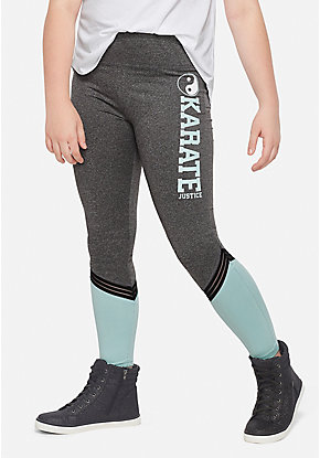 Sport Color block Leggings