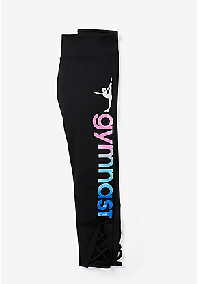 Sport Lattice Leggings