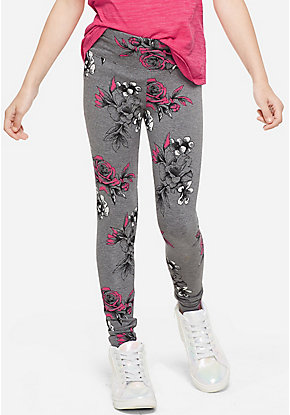 e8e4c916a777c4 Girls' Leggings - Printed, Sport & More | Justice