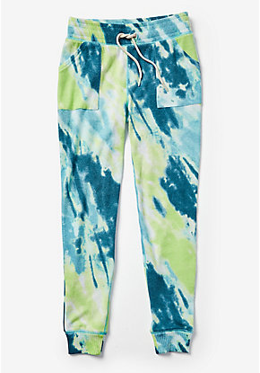 Tie Dye Snuggly Soft Joggers