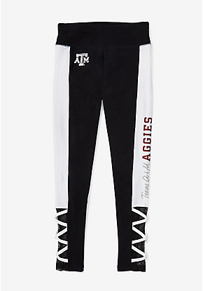 Texas A&M University Aggies Mesh Leggings