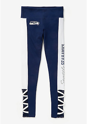 Seattle Seahawks Mesh Leggings
