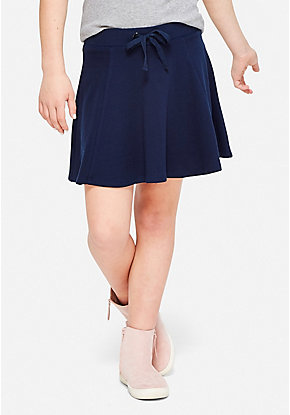 School Uniform Skater Skirt