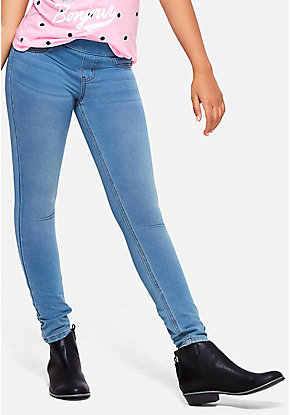 f6b45447fc3a0 Tween Girls' Jeggings & Denim Jeans - Skinny, Flare & More | Justice