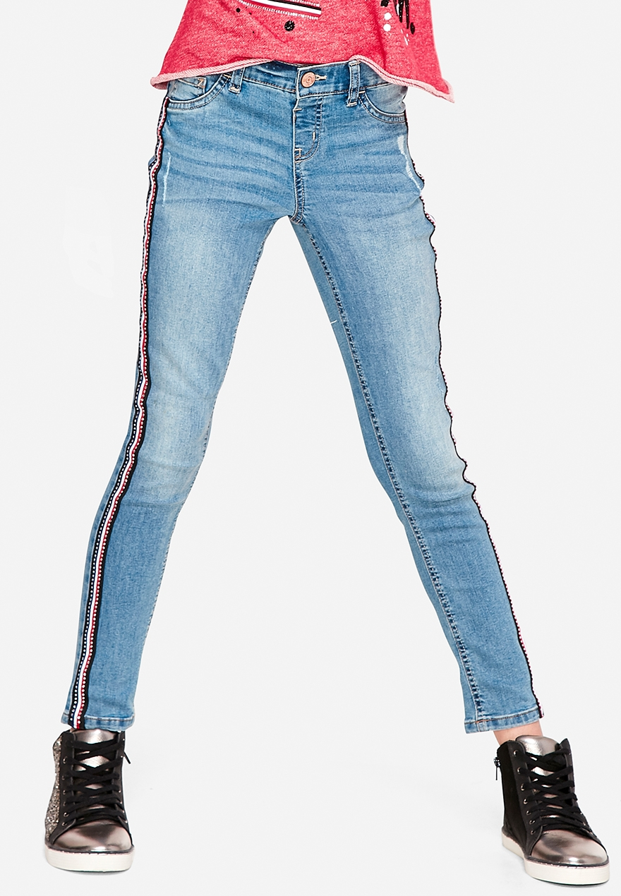 6ed0fd98a2f41 Trendy & Cute Girls' Jeans & Jeggings For Spring! | Justice