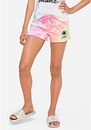 French Terry Dolphin Shorts
