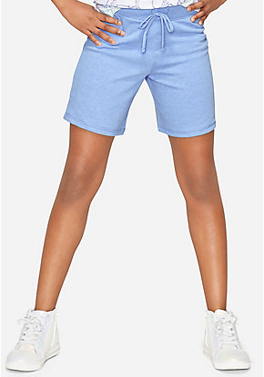 Knit Bermuda Shorts