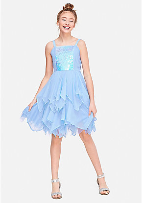 69808a095bca Girls' Dresses, Rompers & Jumpsuits: Casual & Everyday Dresses | Justice