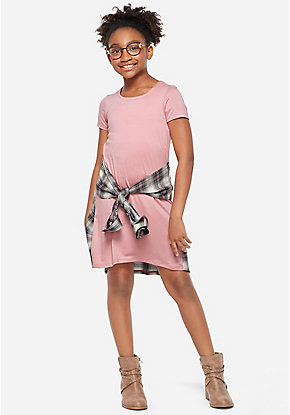 f6ae7f62ea Girls' Dresses, Rompers & Jumpsuits: Casual & Everyday Dresses | Justice