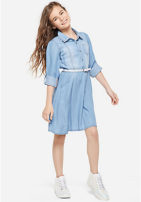 937808635e Girls' Clothing: Dresses, Tops, Activewear & More | Justice