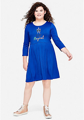 9451cb36556 Tween Girls  Plus Size Dresses - Sizes 10 12-24