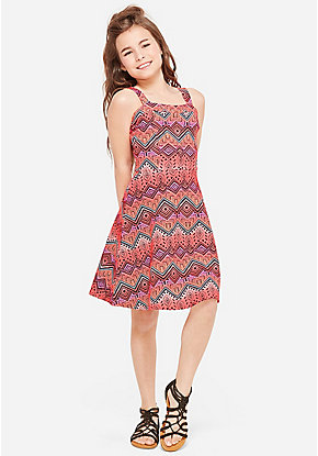 fa4df47f6db7 Girls' Dresses, Rompers & Jumpsuits: Casual & Everyday Dresses | Justice