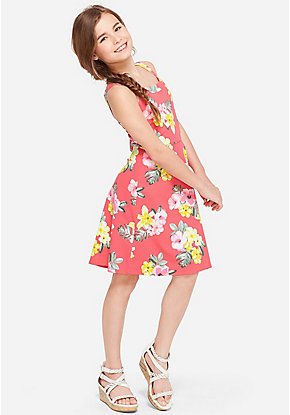 9d5c98be2 Girls' Dresses, Rompers & Jumpsuits: Casual & Everyday Dresses | Justice