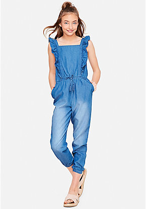 1b1b22a58 Girls' Dresses, Rompers & Jumpsuits: Casual & Everyday Dresses | Justice