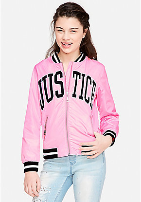 4e44f4ce1 Girls' Clearance Outerwear, Coats & Jackets On Sale | Justice